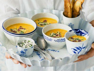 Рецепт за крем супа која ги исфрла сите токсини од телото
