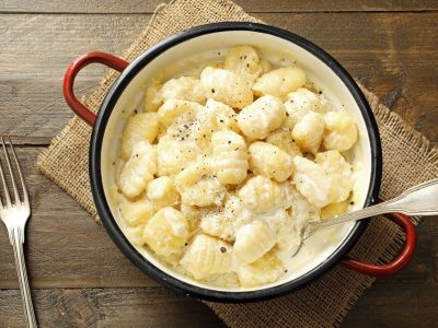 Рецепт за кремасти њоки кои се готови за само 15 минути