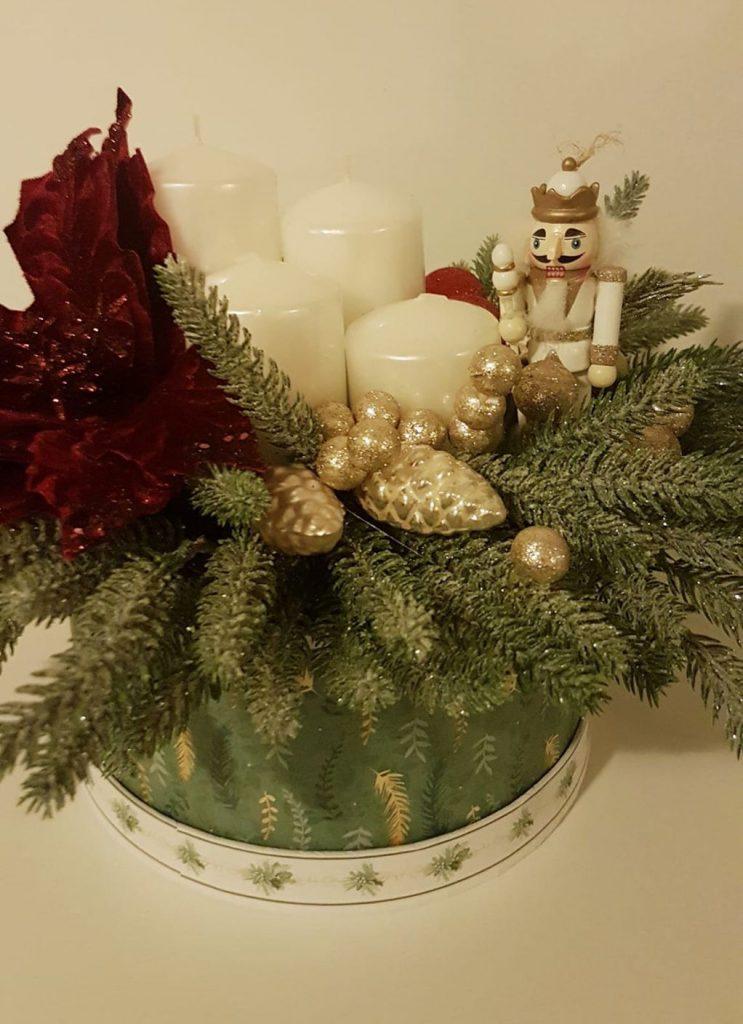 Божиќни венци и украси кои ќе ве инспирираат