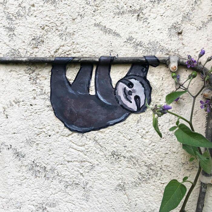 Креативен вандализам: Прекрасни креации кои го разубавуваат францускиот град Лион