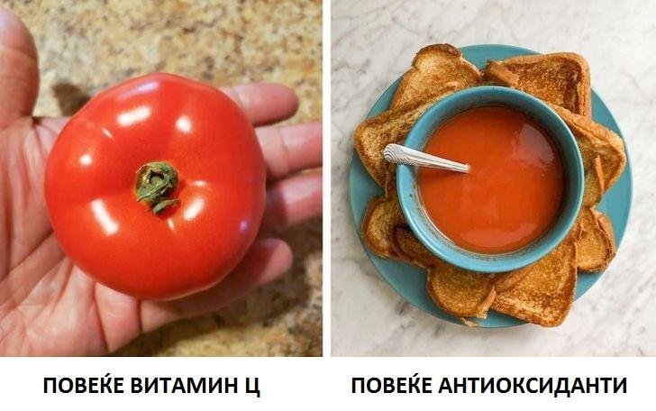 8 намирници што ги менуваат состојките во различни услови