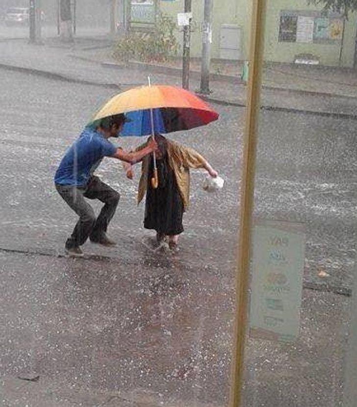 Овие фотографии се доказ дека среќата е во малите работи, и тоа во оние бесплатните