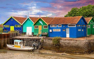 Олерон во Франција: Рибарски села каде што климата е блага, а храната не може да биде посвежа
