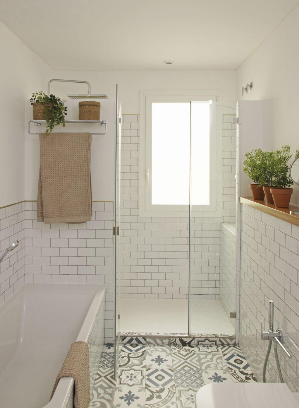 Свежо и релаксирачко: Идеи што ќе ве натераат да ја украсите бањата со растенија