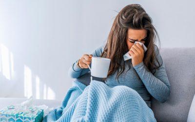 Колку долго е заразна настинката?