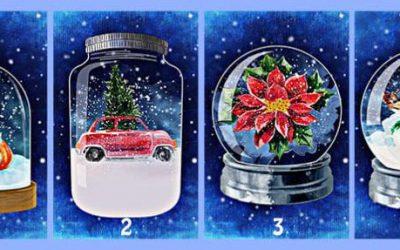 Тест: Изберете ја сликата што ве привлекува најмногу и откријте што ве чека во декември