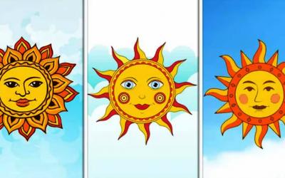 Тест: Изберете сонце и откријте ја пораката на духовните водичи
