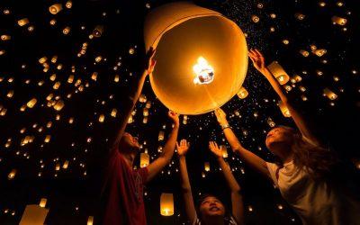 Азија: 5 обичаи според кои будистите го слават животот, но и смртта