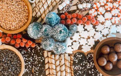 Чоколадни и празнични даски (charcuterie chalets): Слатко задоволство кое сите ќе го обожаваат