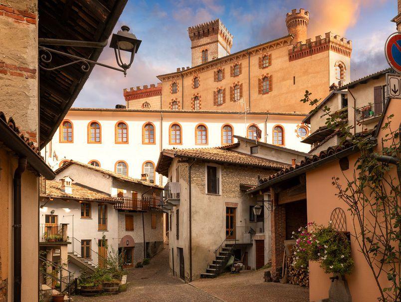 Италијанско село на виното каде што следната година може да ве пречека забава секој ден
