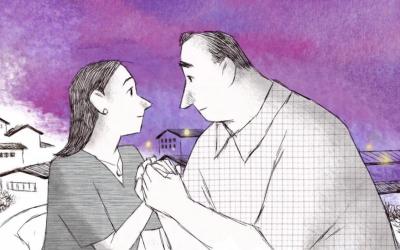 Краток анимиран филм кој зборува за тоа како да се справиме со загубата на најблиските!