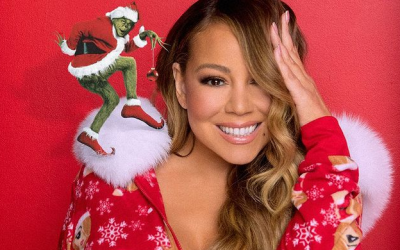Мараја Кери има нов божиќен хит кој не можеме да престанеме да го слушаме!