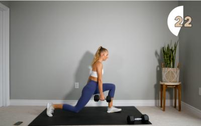 Вежби со тегови за обликување на нозете и задникот!