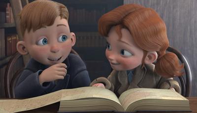 Анимиран филм што ќе ве потсети кои се вистинските вредности на Божиќ