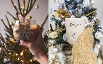 Мирис на кафе и празнична атмосфера во домовите на македонските инстаграмџии