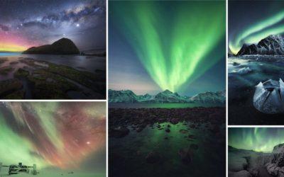 Најдобрите фотографии од Аурора бореалис (северна светлина)