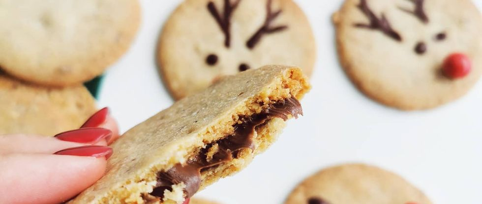 Рецепт: Вкусни Рудолф бисквити за големи и мали