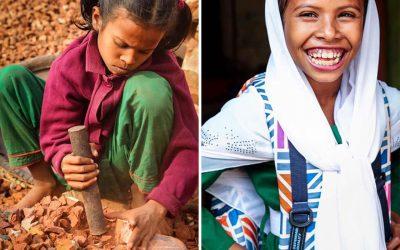Како еден фотограф им го менува животот на децата во Бангладеш кои се принудени да работат?