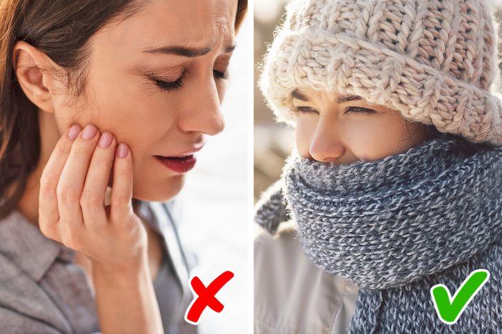 7 работи што може да се случат со вашето тело во текот на зимата