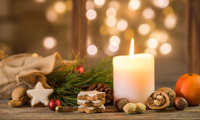 Кое е значењето на божиќните симболи што ги гледаме насекаде?
