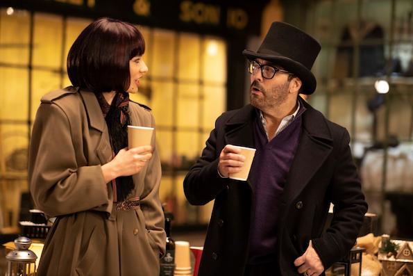 Ѕвездата од Entourage, Џереми Пивен, се појавува во божиќна романтична комедија