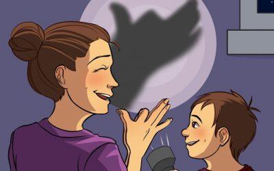 5 начини како да им помогнете на вашите деца да престанат да се плашат од темнината