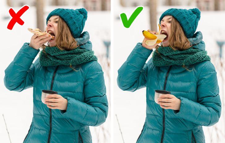 Зошто се здебелувате во зима и што да направите за да го спречите тоа?