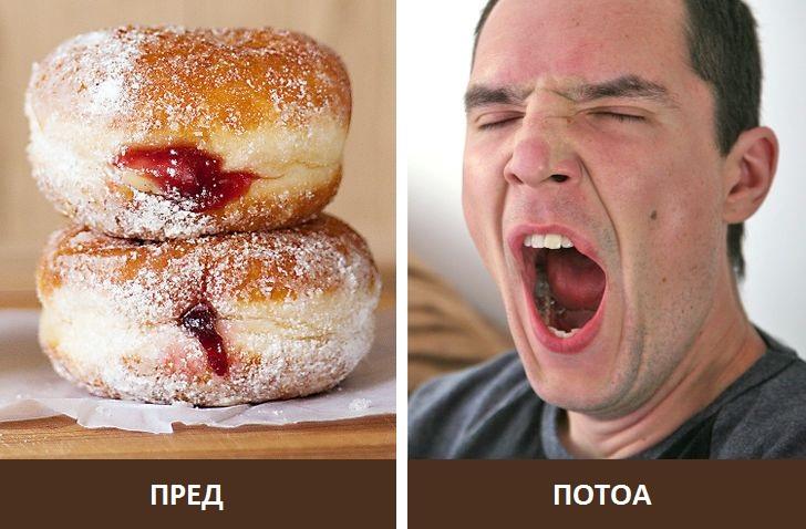 7 знаци дека вашето тело не толерира шеќер