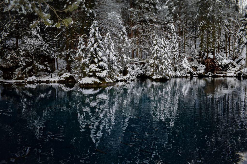 Како од бајка: Прекрасно тиркизно швајцарско езеро, но и една морничава легенда