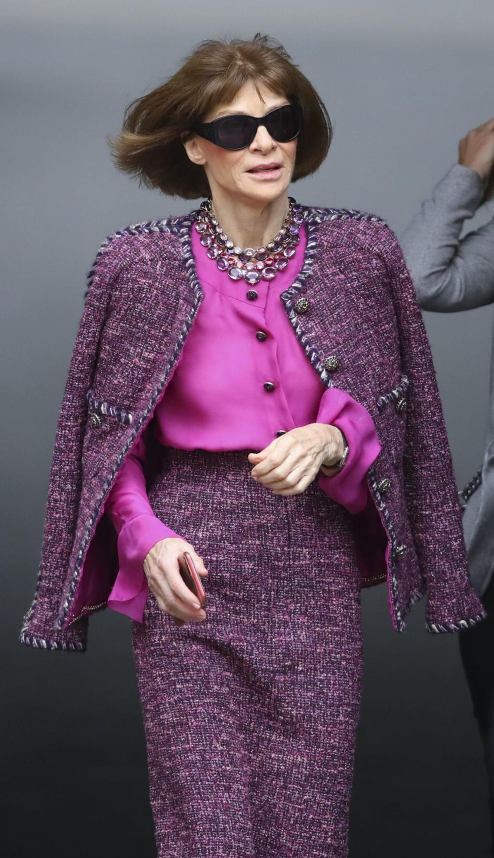Ќе сакате да го копирате секој нејзин аутфит: Топ 10 зимски комбинации на Ана Винтур