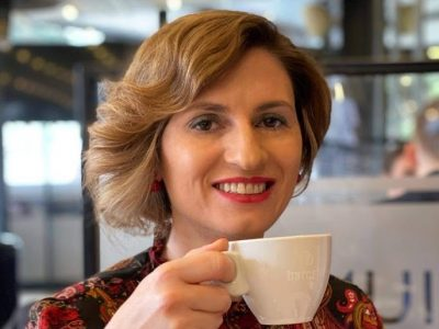 """Интервју со Гордана Мишевска: Од професорска клупа до сопствен едукациски центар со заштитна марка и програма од """"Харвард"""""""
