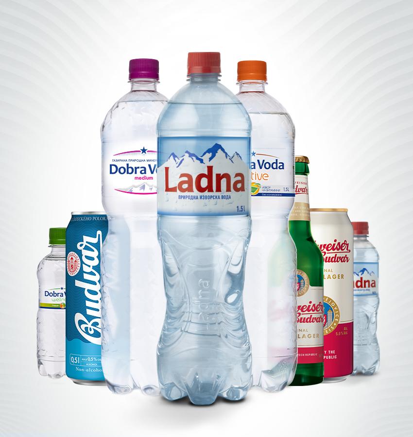 """""""Ладна"""" и """"Добра Вода"""" отсега достапни на онлајн продавницата MagStore"""