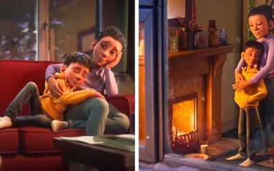 Рекламата на Мекдоналдс ќе ве потсети дека треба да му дозволите на детето во вас да блесне овој Божиќ