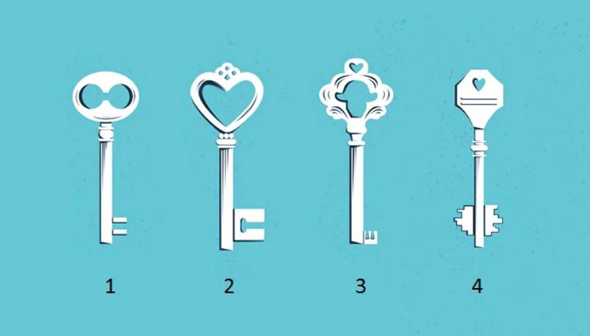 Тест: Изберете клуч и дознајте што ве чека во блиска иднина