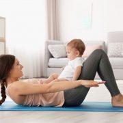 Тренинг и доење: Дали новопечените мајки треба да вежбаат?