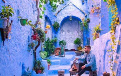 Фотограф ја доловува убавината на шарената архитектура низ градовите