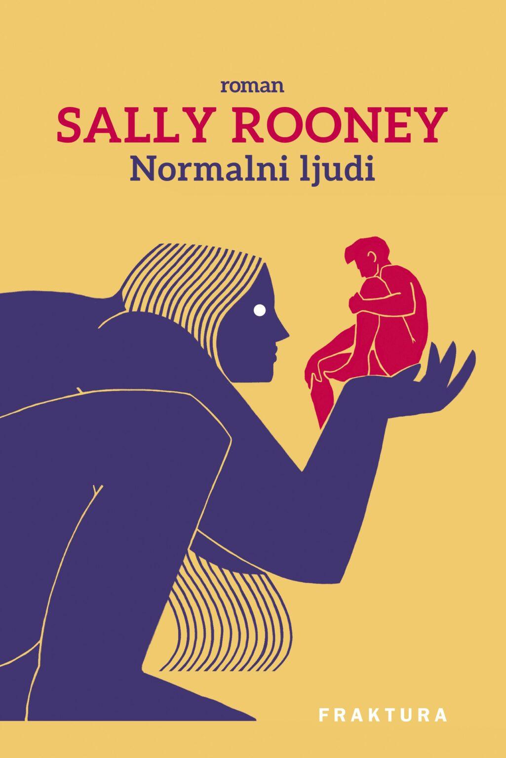 """Книга на неделата: """"Нормални луѓе"""" од ирската писателка Сали Руни"""