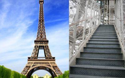 Колку скали има до врвот на овие популарни споменици?