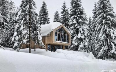 Куќа совршена за квалитетен зимски одмор