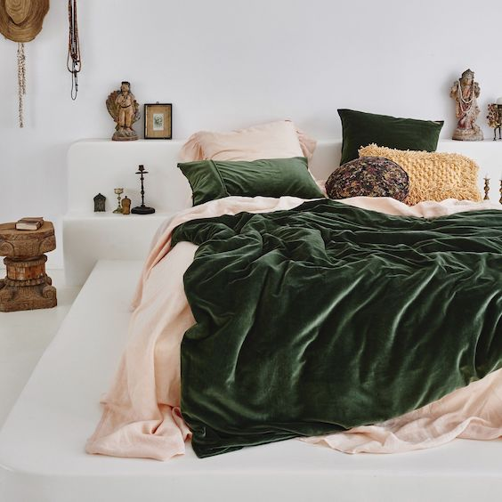Розово + зелено: Одлична комбинација за вашиот ентериер