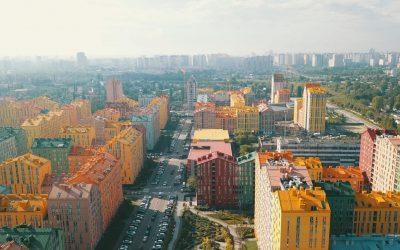Станбен комплекс инспириран од лего коцките е најпосакуваното место за живеење во Киев