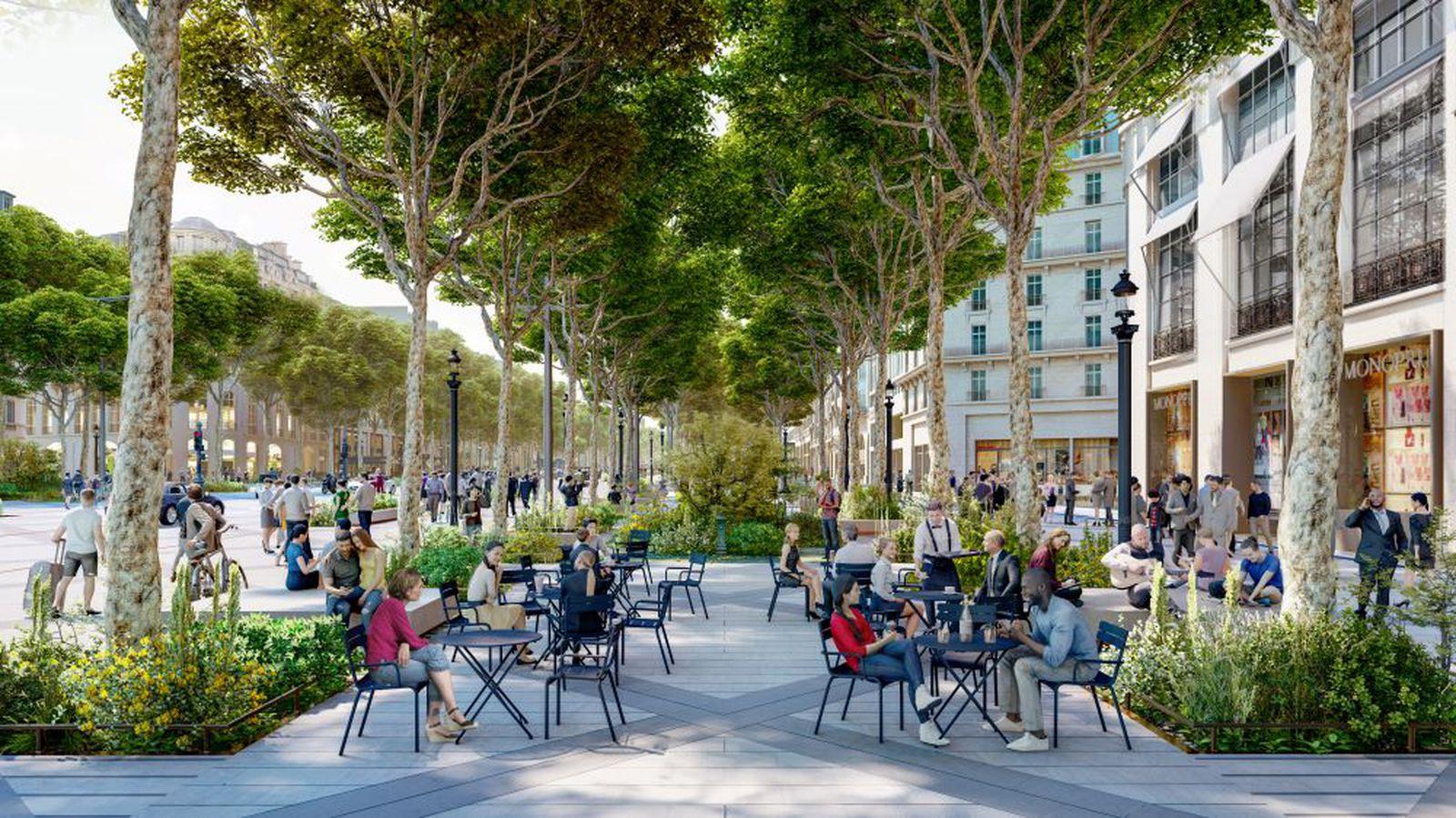 Пролетта во Париз ќе биде поубава од кога и да е: Градот започнува со зелена трансформација