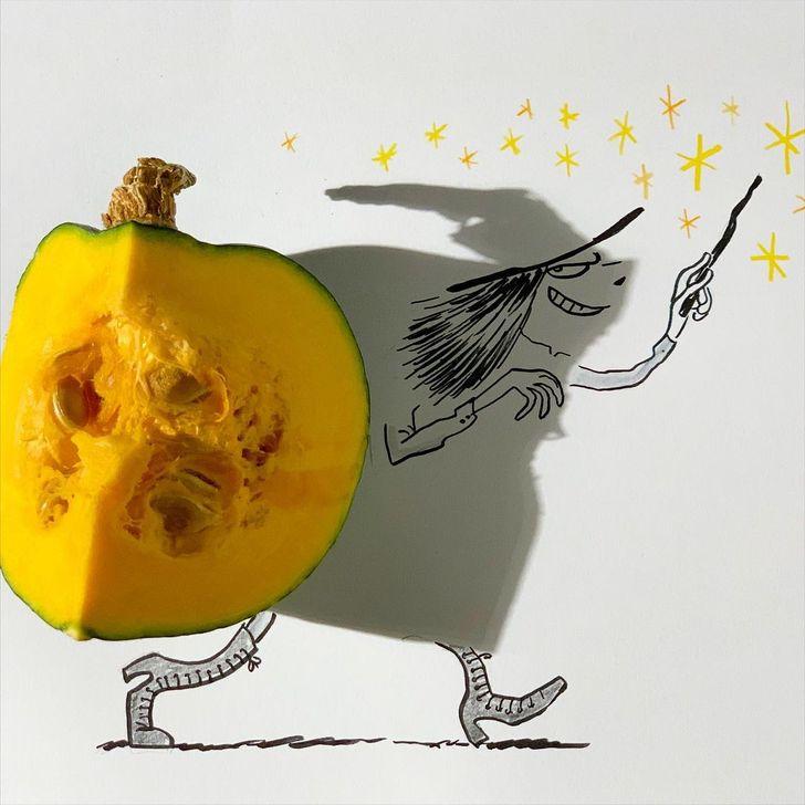 Белгиски уметник користи сенки и оригинални идеи за да ги оживее предметите
