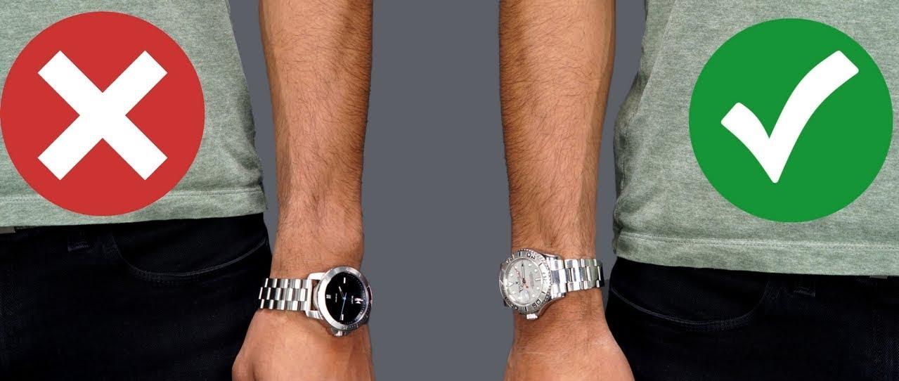 Како се носи часовник и како да изберете вистински часовник за секоја пригода?