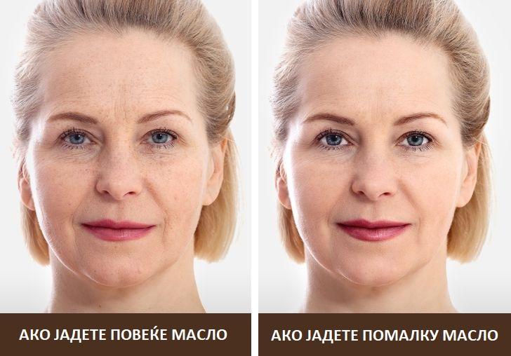 11 намирници што треба да ги избегнувате ако сакате мазна кожа без брчки