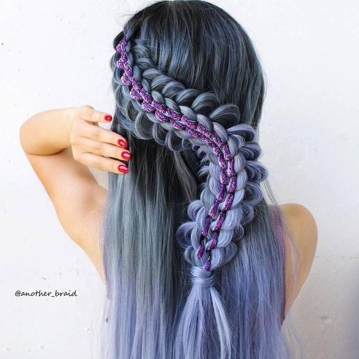 Македонка создава прекрасни плетенки на коса, а над 200.000 луѓе се воодушевени