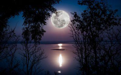 Новите истражувања откриваат дали полната месечина навистина влијае на квалитетот на сонот