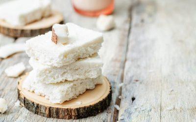 Рецепт за бела бајадера