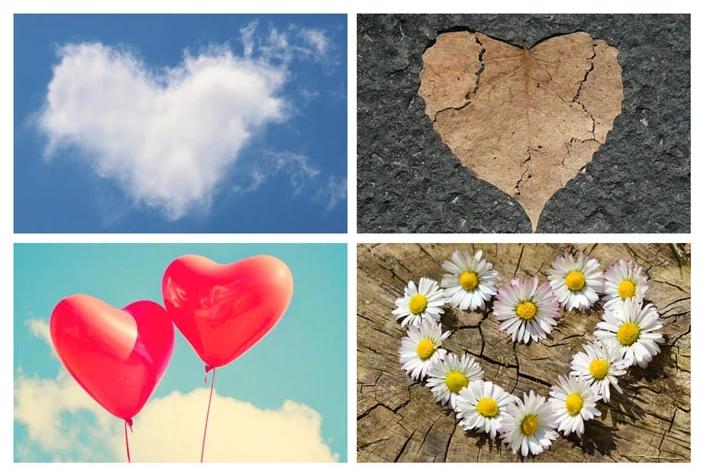 Тест: Изберете едно срце и откријте ја вашата љубовна порака