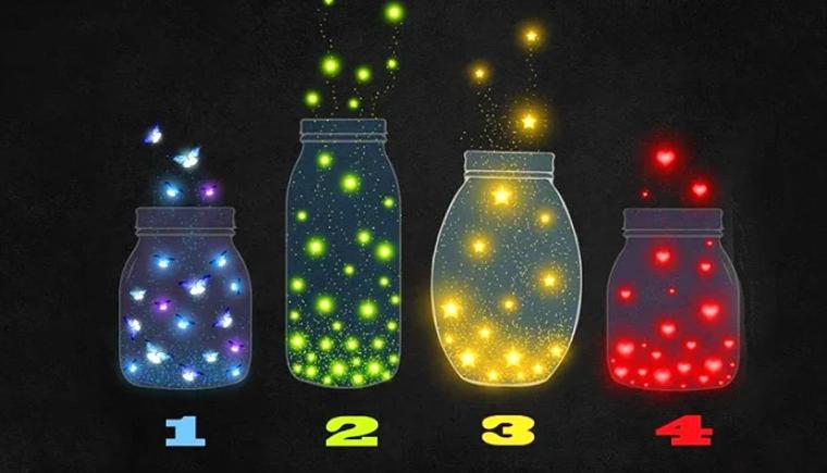 Тест: Изберете магична тегла што ќе ја открие тајната на вашата душа